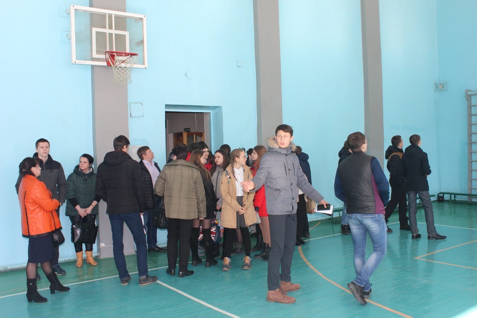 День открытых дверей в техникуме 11 марта 2017 года