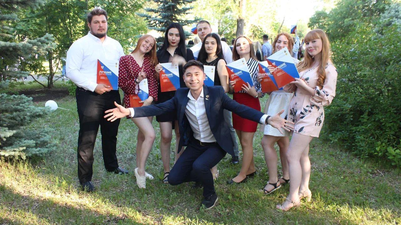 Лучшие выпускники