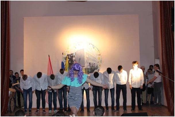 Шоу «Один в один». гр. ТПС-1-83