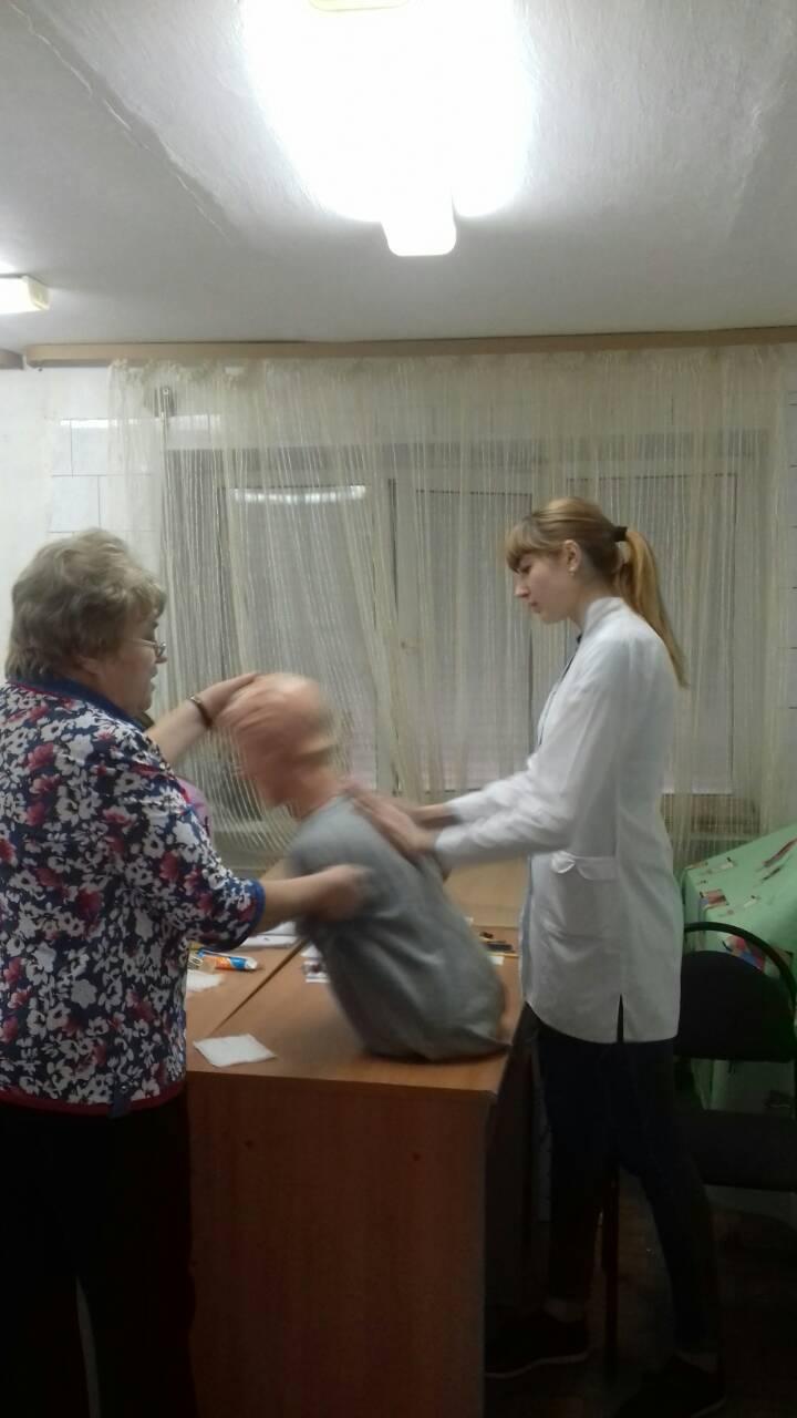 Оказание доврачебной медицинской помощи при экстремальных неотложных состояниях