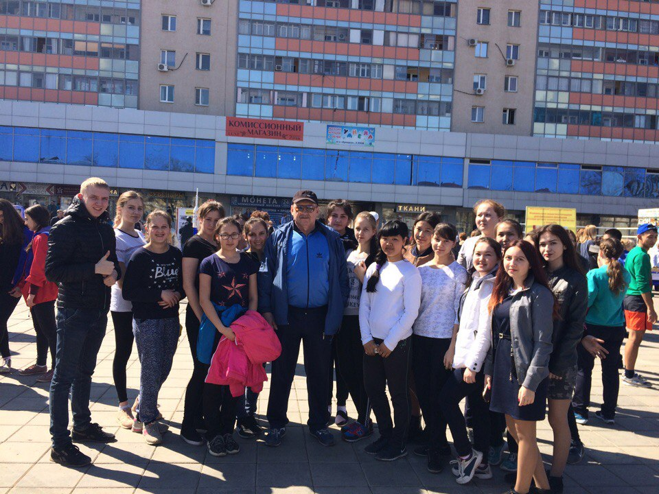 Оренбург встретил День космонавтики