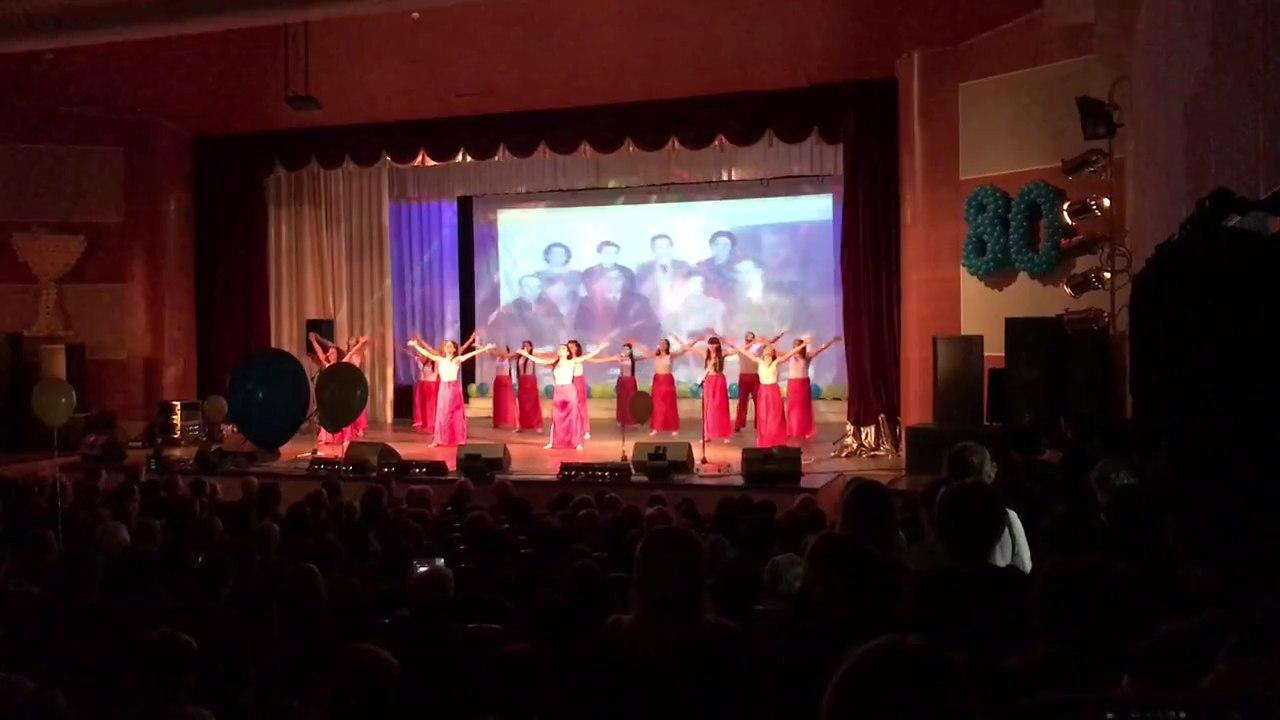 Оренбургский медицинский колледж ОрИПС отметил свой 80-й День рождения