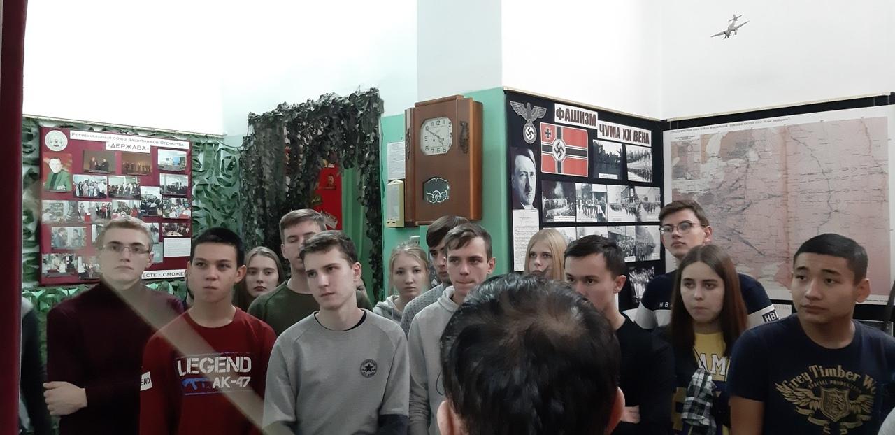 Оренбургский народный музей защитников Отечества