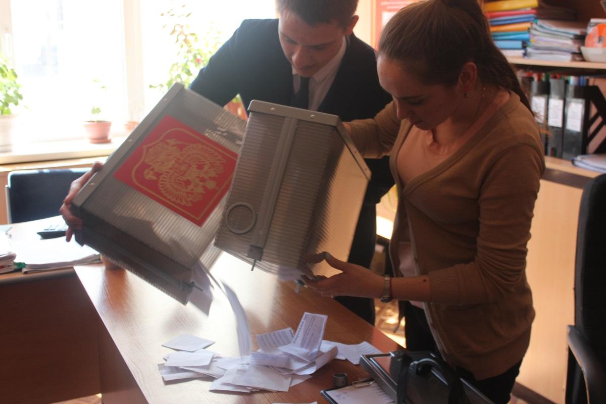 Отчетно-выборная конференция студенческого совета техникума