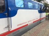 Открытие детской железной дороги