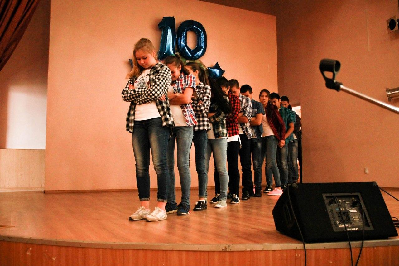 Посвящение студентов 2017