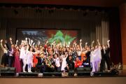 Праздничный концерт для ветеранов, детей-войны и тружеников тыла