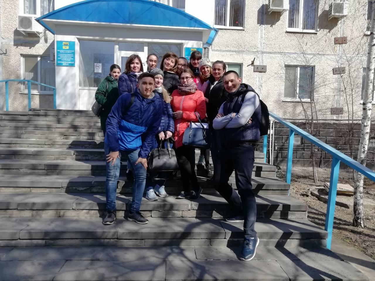 Преддипломная практика обучающихся ОМК