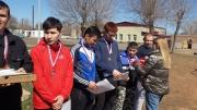 Соревнования в рамках социально-патриотической акции «День призывника»