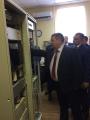 Узел связи в Оренбургском институте путей сообщения