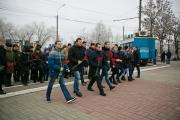 В Оренбурге почтили память Неизвестного Солдата