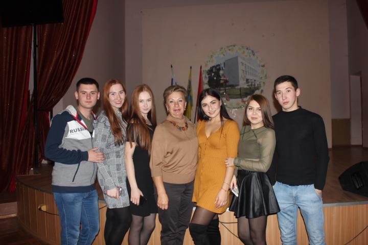 Вечер встречи выпускников ОТЖТ 2018