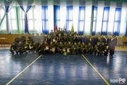 Военно-спортивные соревнования «А ну-ка, парни!»