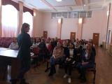 Встреча девушек-целевиков с руководством Оренбургского территориального управления и членами Совета молодежи