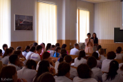 Встреча студентов с представителями молодежных и благотворительных организаций