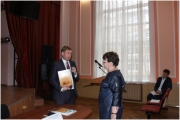 Встреча студентов-целевиков с представителями ЮУЖД ОАО «РЖД» г. Челябинск