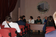 Встреча студентов-целевиков