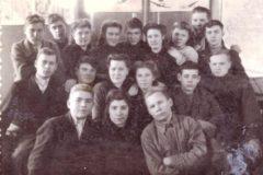Студенты-участники ВОВ