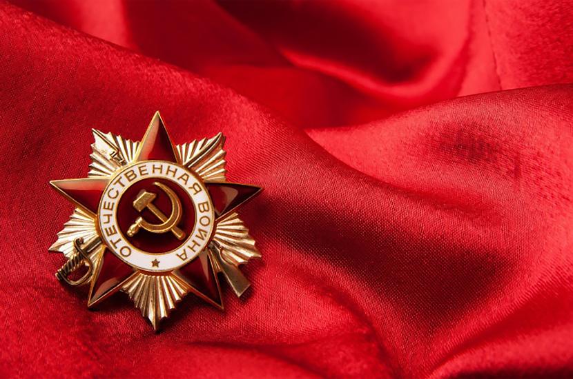 Поздравление с Днем Великой Победы от директора ОрИПС