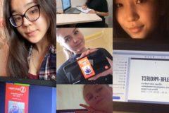 Selfie-project