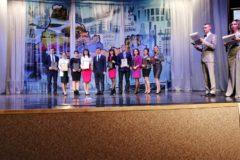 Торжественное награждение молодых ученых Оренбуржья