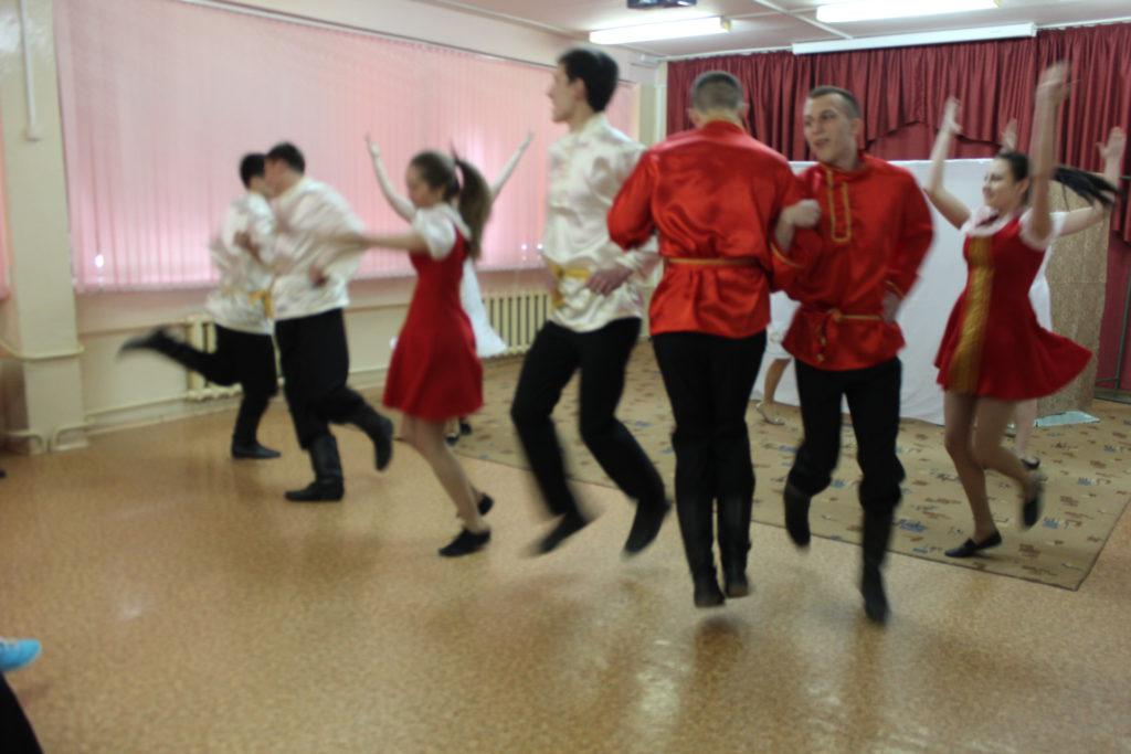Всемирный день танцев