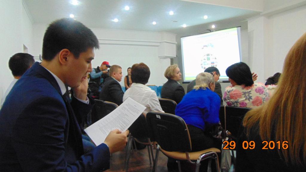XV казахстанско-российская международная выставка «Европа-Азия. Сотрудничество без границ»