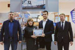 Студенты Оренбургского техникума железнодорожного транспорта стали обладателями именных стипендий