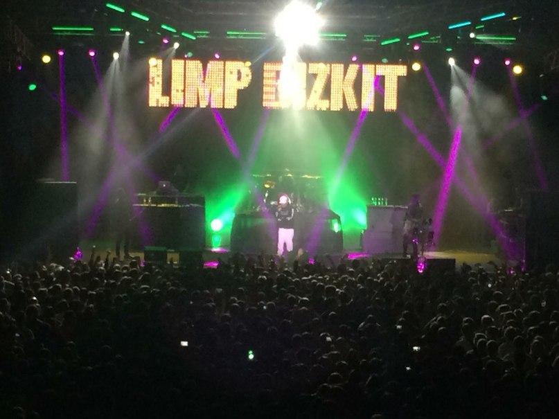 Limp Bizkit и Noize MC собрали три тысячи зрителей в СКК «Оренбуржье»