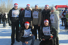 Всероссийская лыжная гонка «Лыжня России – 2013»