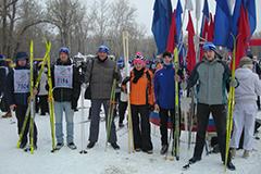 Всероссийская лыжная гонка «Лыжня России – 2015»