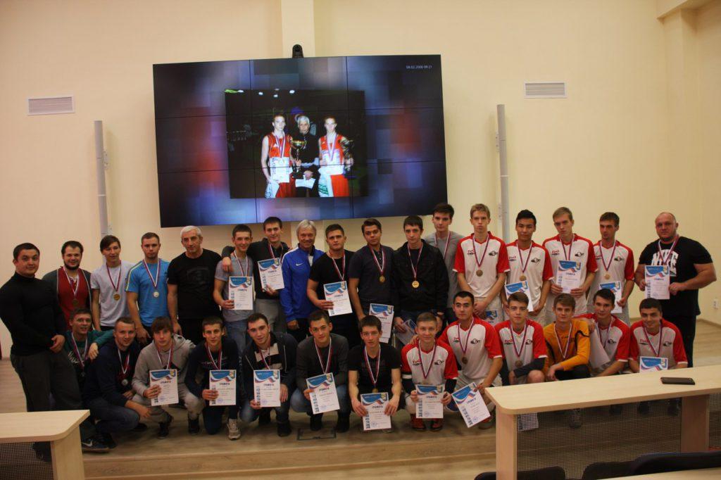 Открытый кубок СамГУПС по мини-футболу