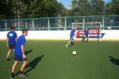 Матч по мини-футболу