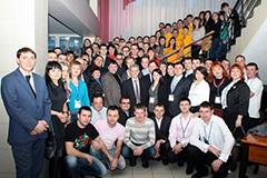 Областной Форум работающей молодежи «Наш формат»