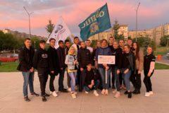 6 сентября в городе Оренбурге прошёл парад первокурсников!