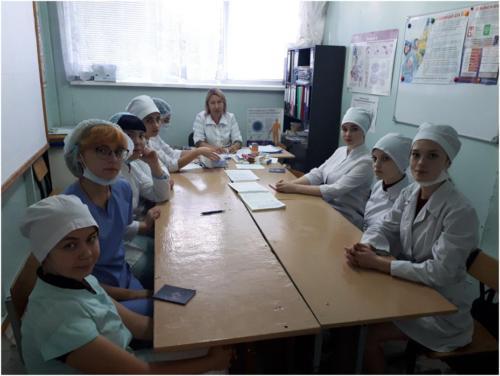 Учебные и производственные практики ОМК