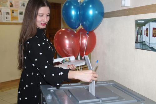 Выборы Студенческого Самоуправления 9-го созыва