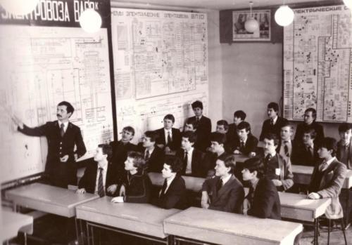 1982-1986 ЭТХ-8