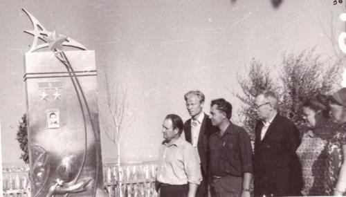 Слева-напрво Дойчев П.Г., Кручененко, Кущев, Удлер М.Д., Проша Н.М.