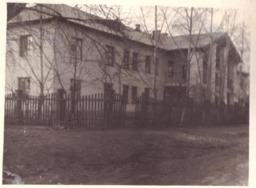 Общежитие учащихся по улице Ташкентской 14