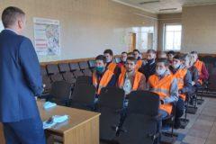 Встреча работодателей и студентов четвертого курса