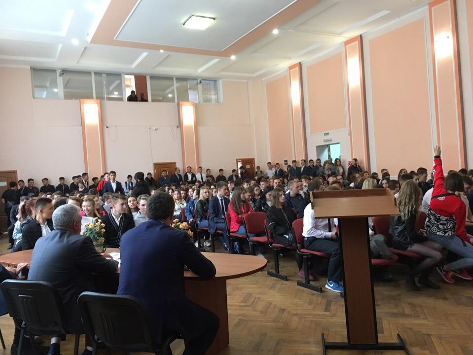 Встреча с представителями Южно-Уральской железной дороги