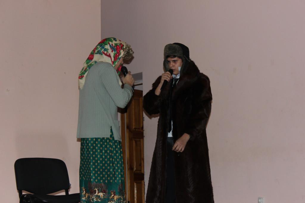 20 ноября в техникуме состоялся традиционный вечер «Посвящение в студенты»
