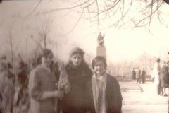 Радиосвязь и радиовещание. Группа 1. 1973-1977 гг