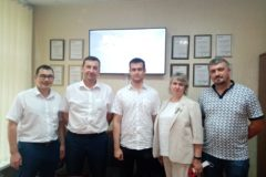 Сотрудничество с Министерством здравоохранения Калининградской области и с Калининградской железной дорогой