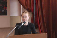 Выборы председателя студенческого совета техникума