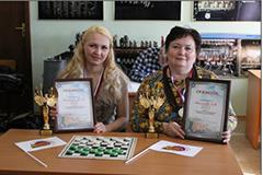 Турнир по шашкам и шахматам – 2014