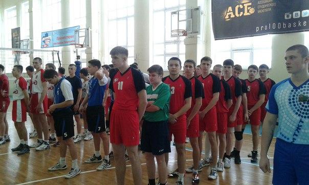 Кубок ректора по волейболу среди мужских команд