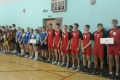 С 17 по 19 ноября сборная команда ОТЖТ по волейболу приняла участие в VI турнире, посвященном памяти И.С. Рынкова