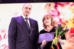 Студенты ОТЖТ стали гостями на церемонии награждения победительниц конкурса «Женщина Оренбуржья»